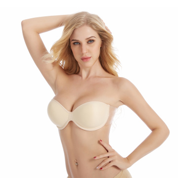 Wing One piece Strapless Silicone Bra Sticker