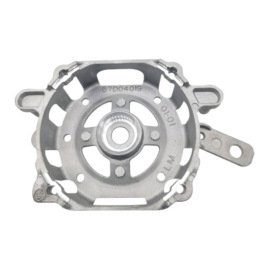 precision oem zinc alloy die casting with machining