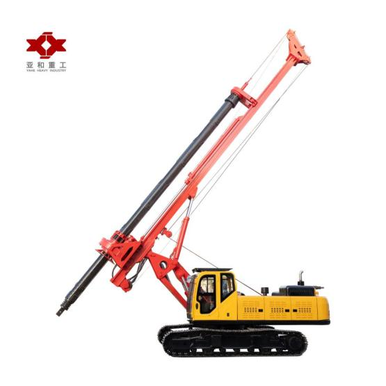 High quality piling rig DR-120