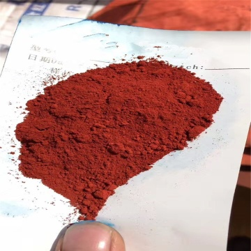 iron oxide red for paint