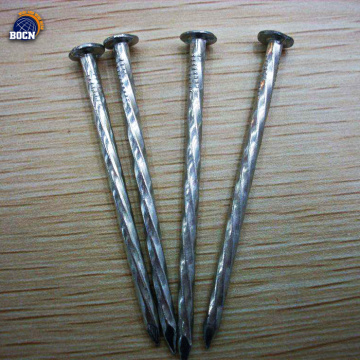 carbon steel galvanised construction nails