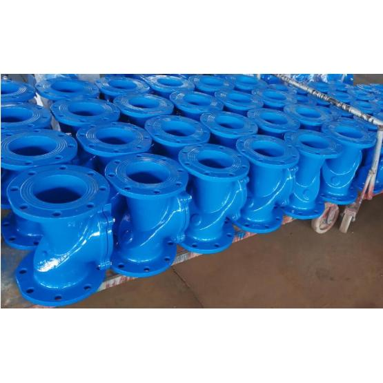 Ductile iron BS Resilient Seated Sluice