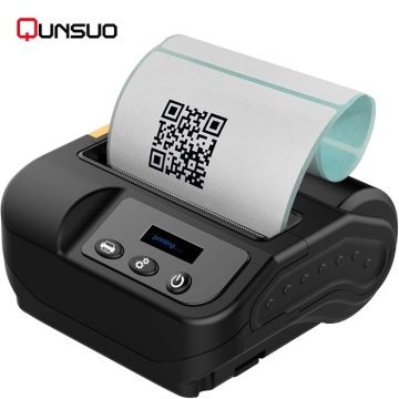 Portable Android 80mm Printer Bluetooth Thermal
