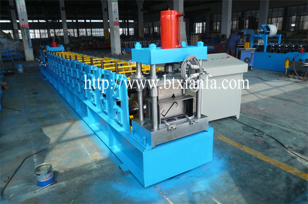 Z Roll Forming Machine