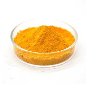 Chrome Yellow Pigment Middle