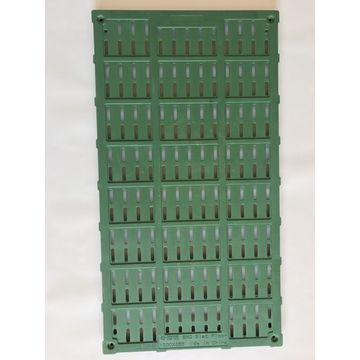 Plastic Slatted Floor On Goat Farm