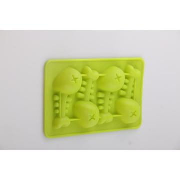Fish bone shape silicone molds