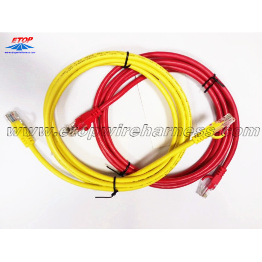 300V CAT6 WIRING CABLE