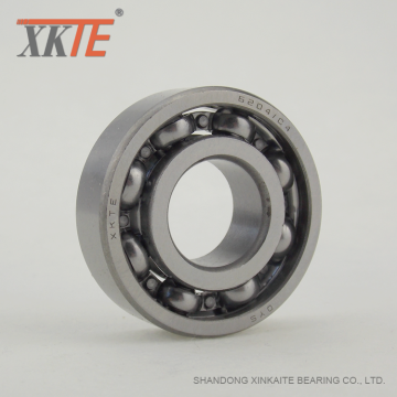 Ore Mining Conveyor Idler Roller parts Ball Bearing