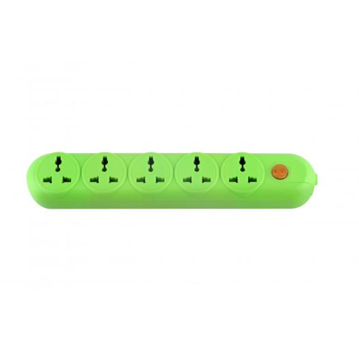universal power strip with 5 outlet