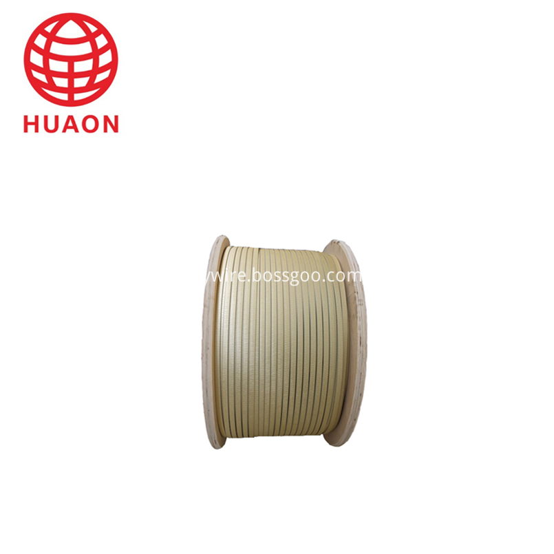 Copper Double Fiber Glass Winding
