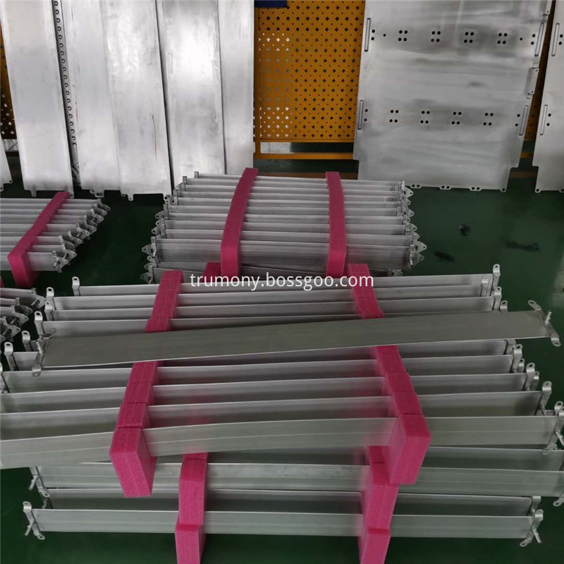 Aluminum Water Cooling Plate09