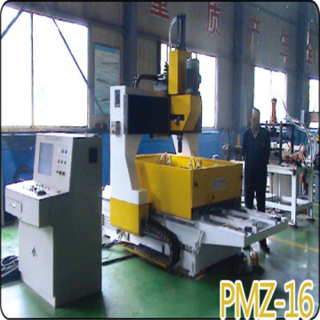 CNC Drilling Machine for Plates Flanges