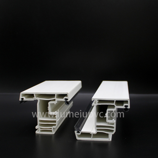 Extrusion Plastic Upvc Profile