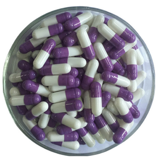 Medicinal Enteric Coated gelatin hard Empty Capsules