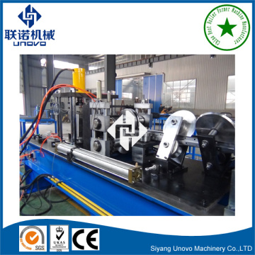 UNOVO C section channel roll forming machine