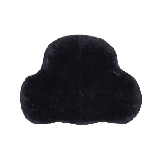 GENUINE SHEEPSKIN SADDLE Covers for Western Saddle Seat