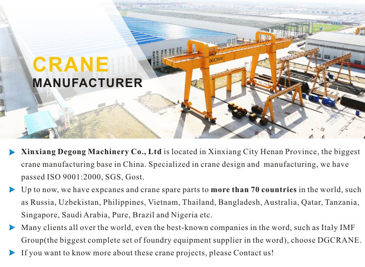 Electric Fixed Column Jib Crane