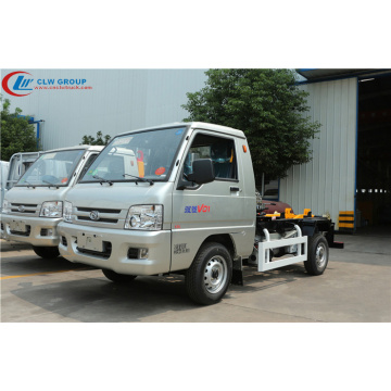 2019 new FOTON 3cbm small roll off garbage truck