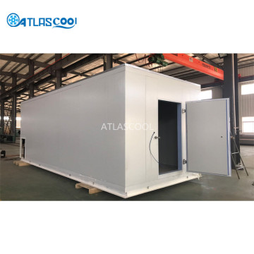 Portable cold store chiller room cooling rooms