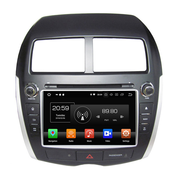 Android Bilstereo multimedia navigation for ASX 2010-2012