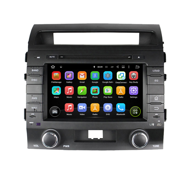 car multimedia android for Land Cruiser 2008-2012