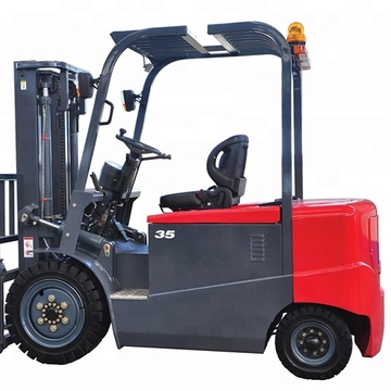 THOR 3.5 electric compact forklift