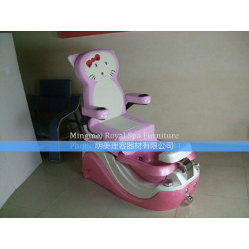 Children cartoon pipeless foot pedicure chair