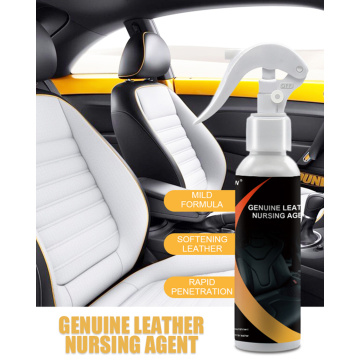 Leather Care for Automotive