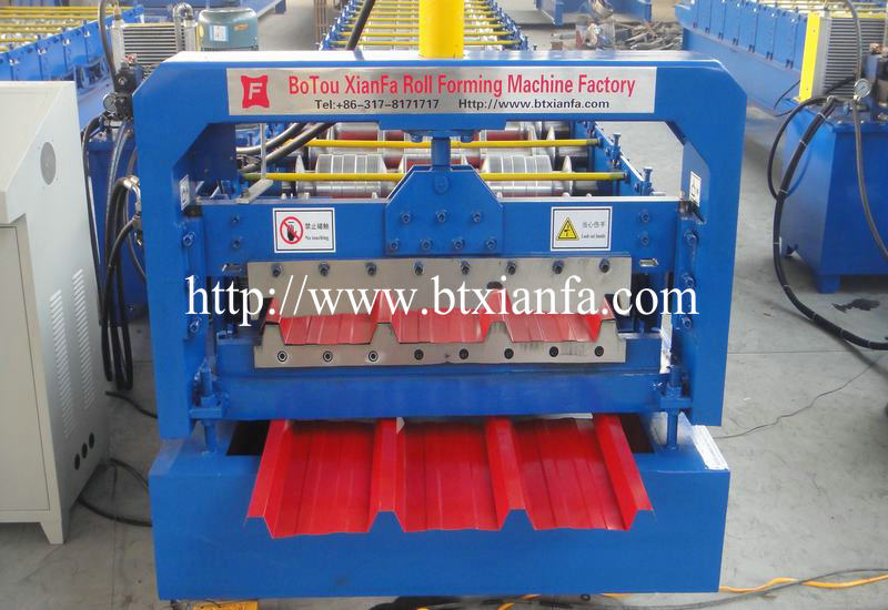 Roofing Sheet Metal Forming Machine (2)