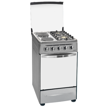 Freestanding Stove 5 Burner Gas Cooker With Oven