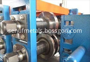 light  keel forming machine working flow (5)