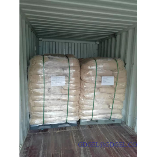 Transparent organic bentonite for drilling fluids