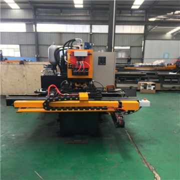 YBJ-80 CNC steel plate hydraulic punching machine
