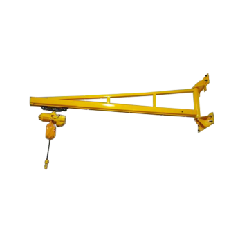 Good Quality Wall Bracket Jib Crane Drawing