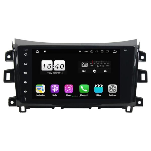 Android car dvd for NAVARA