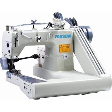 3-Needle Feed-off-the-Arm Machine (Double Puller)