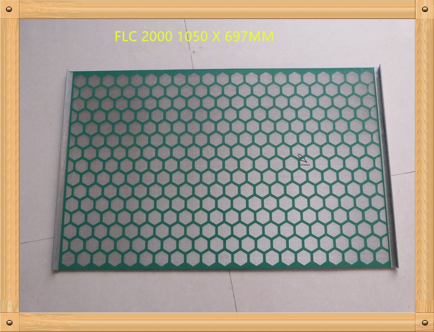 Derrick FLC2000 Oil Vibration Screen