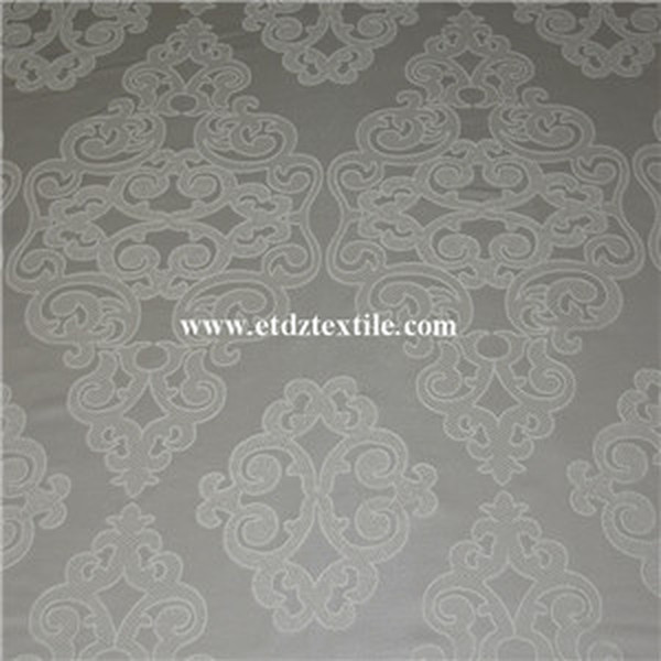 2015 Top Sell 100% Polyester Jacquard Window Curtain