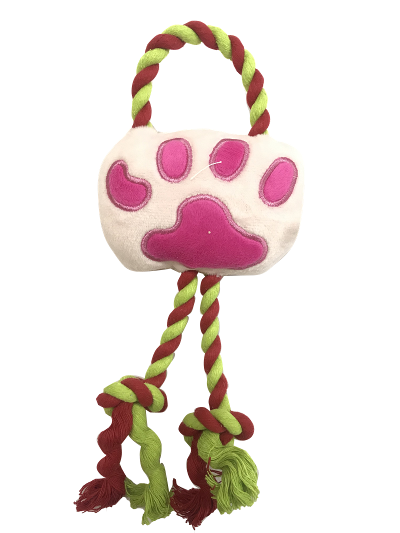 Rope Foot Toy