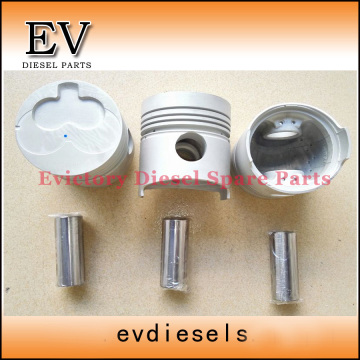 ISUZU engine parts piston 3AB1 piston ring