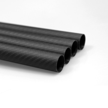 20x18x1000mm 3K Carbon Fiber Fabric Tube Quadcopter arms
