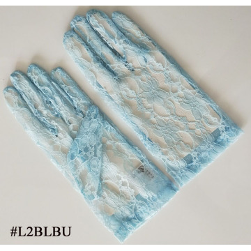 Ladies Bridal Lace Gloves