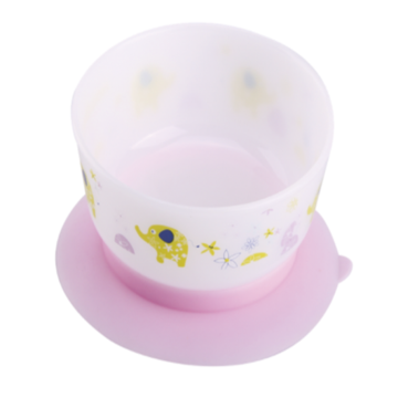 Baby PP Dinnerware Suction Training Bowl BPA Free