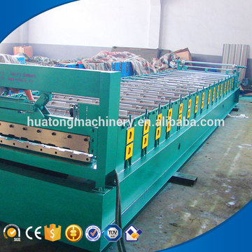 C18 color steel roofing sheet machine in chennai