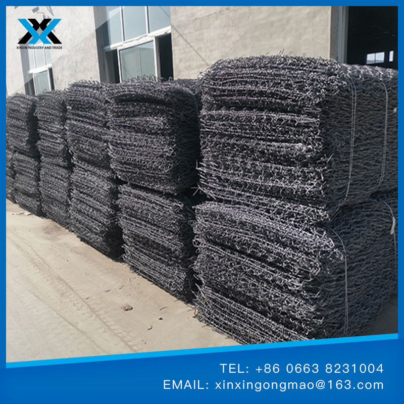 Hexagonal Galvanized Gabion5 1