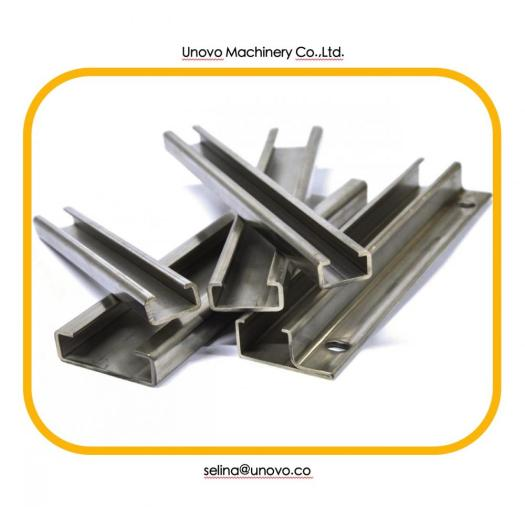 stainless steel u channel profiles section