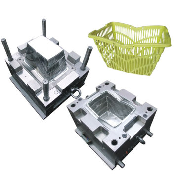 Home Basket Plastic Injection Mould