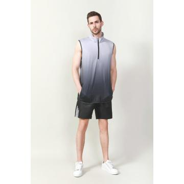 MEN'S KNIT SPORTWEAR VEST