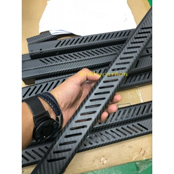 Thickness from 0.3mm to 13.00mm carbon fiber sheets
